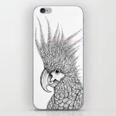 Cockatoo iPhone & iPod Skin