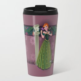 Frozen Anna Coronation Travel Mug