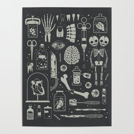 Oddities: X-ray Poster
