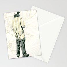 Skater 3 Stationery Cards