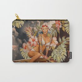 Swimming in the jungle Carry-All Pouch