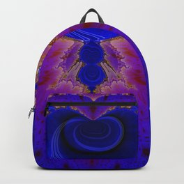 Blue Blooded Backpack