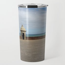 View from the Fort - Old San Juan, Puerto Rico Travel Mug