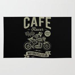 Cafe racer Rug