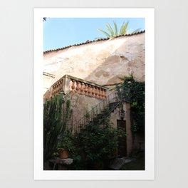 Travel Spain: Arab Baths Photography Art Print