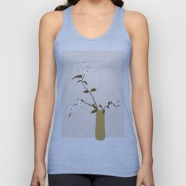 Flowers in the Vase Unisex Tank Top