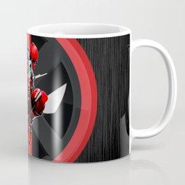 superhero Dead pool Coffee Mug