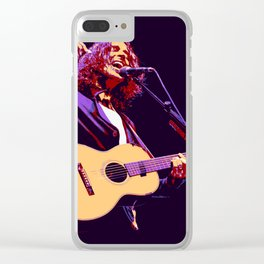 Cornell Acoustic Clear iPhone Case