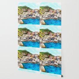Manarola Wallpaper