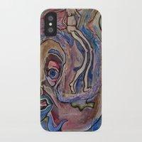 fault iPhone & iPod Cases featuring Superman's Fault by Debra Slonim Art & Design