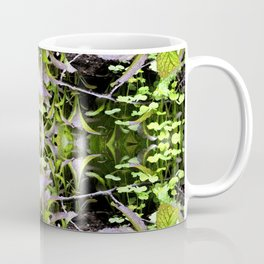 Mustard Greens & Sorrel Garden Coffee Mug