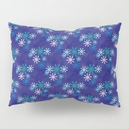 Snow and Ice Pillow Sham
