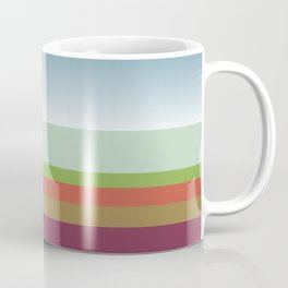 Santa Monica Horizon Coffee Mug