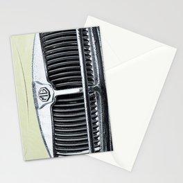 MG Car Stationery Cards