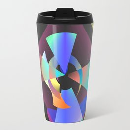 Maladjustments In The Time Continuum Travel Mug
