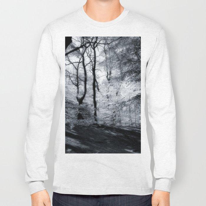 Autumn Leaf Release Long Sleeve T-shirt