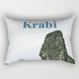 Krabi Thailand Rectangular Pillow