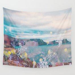 Coastal Colors Wall Tapestry