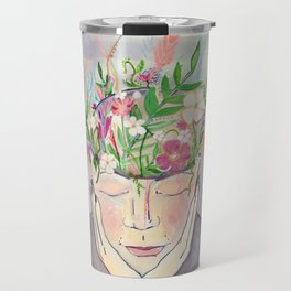Quiet thoughts Travel Mug