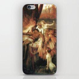 Mourning for Icarus - Draper Herbert James iPhone Skin