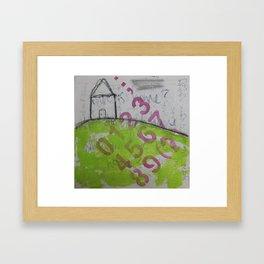 Home 1.6 Framed Art Print