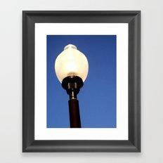 skyward Framed Art Print