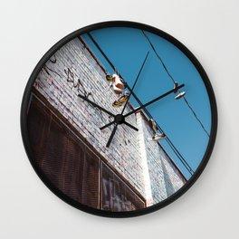 San Francisco XI Wall Clock
