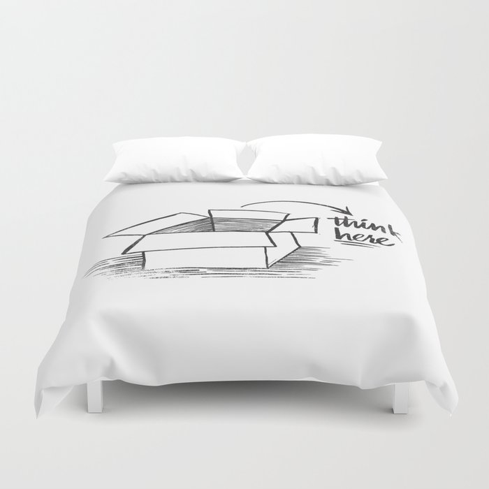 think here Duvet Cover