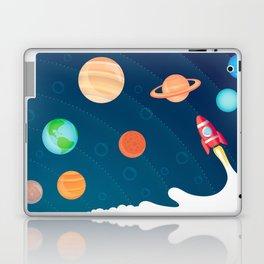 Space Foam Laptop & iPad Skin