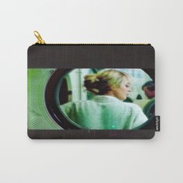 Laundromat Carry-All Pouch