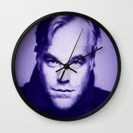 Philip Seymour Hoffman Wall Clock