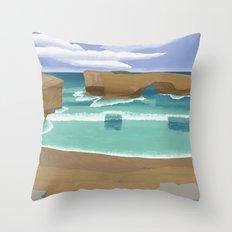 Edge of Oz #3 Throw Pillow