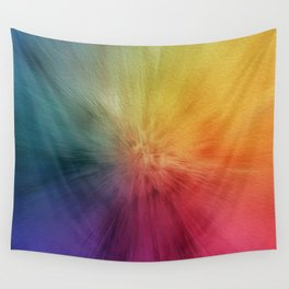 Colourburst Wall Tapestry