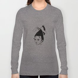 Snip snip Long Sleeve T-shirt