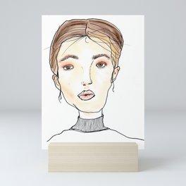 Sophie Mini Art Print