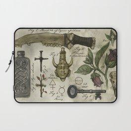 (Super)natural History - 01 Laptop Sleeve