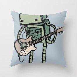 Practice make perfect Throw Pillow