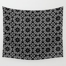 Flower ornament 20 Wall Tapestry