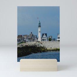 Scituate Lighthouse Mini Art Print