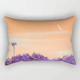 Swimming In the Stars Rectangular Pillow