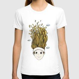 Happy Head. T-shirt