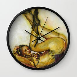 Princess of the Month Wall Clock