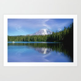 Mount Adams Art Print