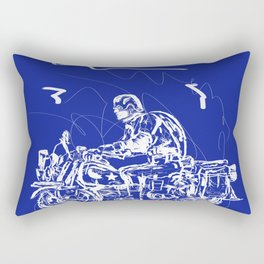 Super Hero!! Rectangular Pillow