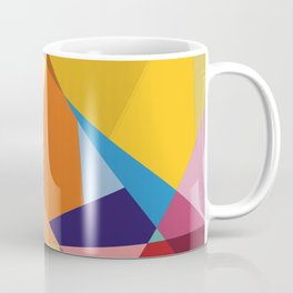 Creative Geometry Coffee Mug