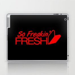 So Freakin' Fresh v6 HQvector Laptop & iPad Skin