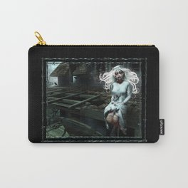 """""""Lacey Malice"""" by MiaSnow and Trin Carry-All Pouch"""