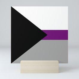 Demi Pride Mini Art Print