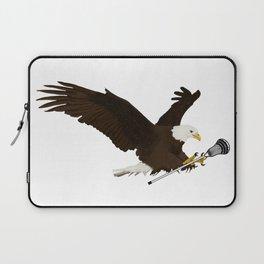 Lacrosse Eagle Laptop Sleeve