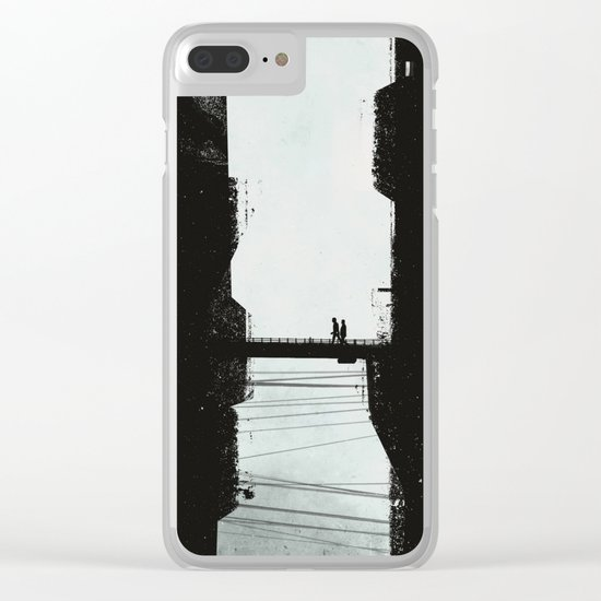 Highrise Clear iPhone Case